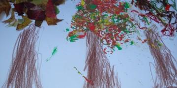 Drzewo jesienne H